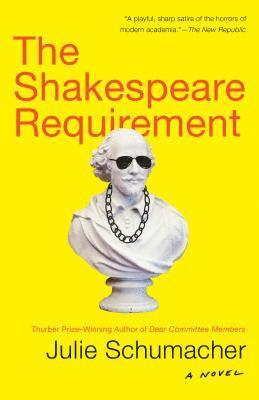 bokomslag The Shakespeare Requirement