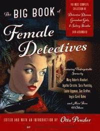 bokomslag The Big Book of Female Detectives