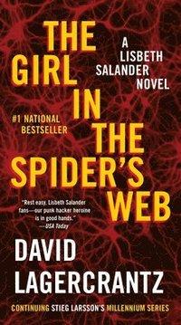 bokomslag The Girl in the Spider's Web