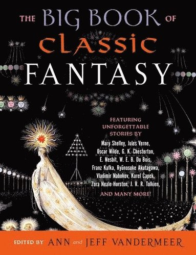 bokomslag The Big Book of Classic Fantasy