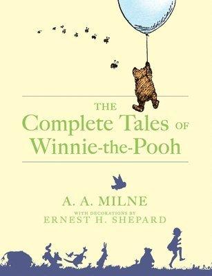 bokomslag Complete Tales of Winnie-The-Pooh