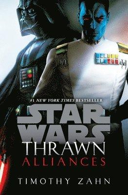 bokomslag Thrawn: Alliances (Star Wars)