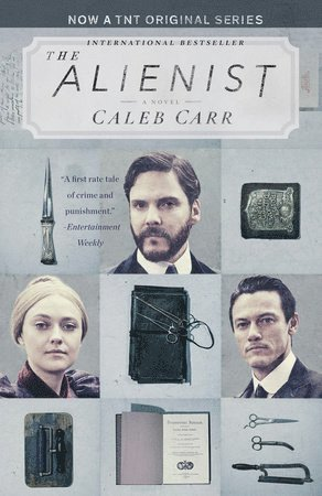 bokomslag The Alienist (TNT Tie-In Edition)