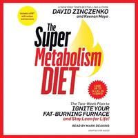 bokomslag The Super Metabolism Diet