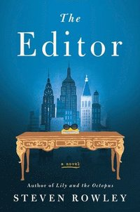 bokomslag Editor