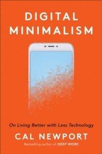 bokomslag Digital Minimalism