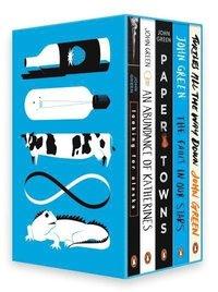 bokomslag John Green: The Complete Collection Box Set