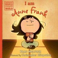 bokomslag I am Anne Frank