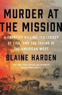 bokomslag Murder At The Mission