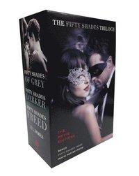 bokomslag Fifty Shades MTI Box Set