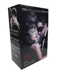 bokomslag Fifty Shades Trilogy: The Movie Tie-In Editions with Bonus Poster