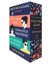 bokomslag Crazy Rich Asians Trilogy Box Set