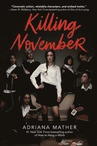 bokomslag Killing November