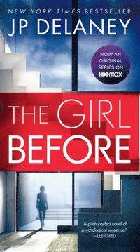 bokomslag Girl Before