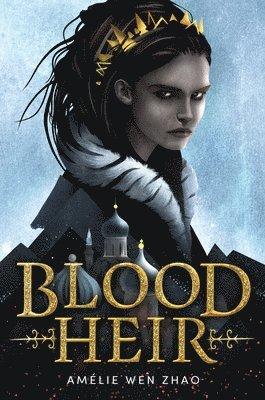 bokomslag Blood Heir