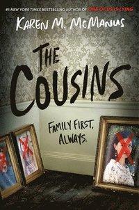 bokomslag The Cousins
