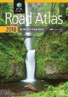 bokomslag Rand McNally Road Atlas 2018: United States, Canada and Mexico