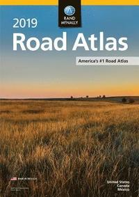 bokomslag Rand McNally Road Atlas 2019: United States, Canada and Mexico