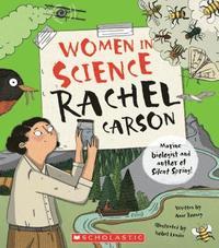 bokomslag Rachel Carson (Women in Science)