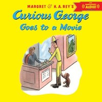 bokomslag Curious George Goes to a Movie (Audio)