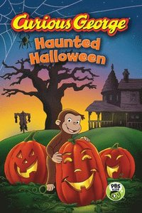 bokomslag Curious George Haunted Halloween