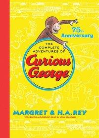 bokomslag Complete Adventures Of Curious George