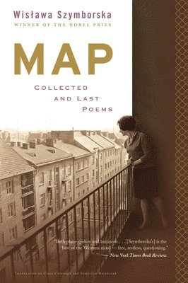 bokomslag Map: Collected and Last Poems