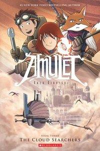 bokomslag Amulet: #3 Cloud Searchers