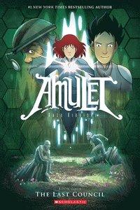 bokomslag Amulet: The Last Council