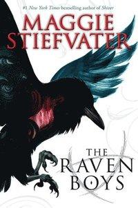bokomslag Raven Boys (The Raven Cycle, Book 1)