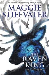 bokomslag Raven King (The Raven Cycle, Book 4)