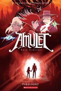 bokomslag Firelight (Amulet #7)