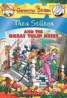 bokomslag Thea Stilton And The Great Tulip Heist