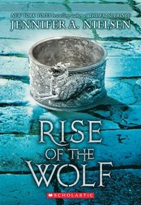 bokomslag Rise Of The Wolf (Mark Of The Thief, Book 2)
