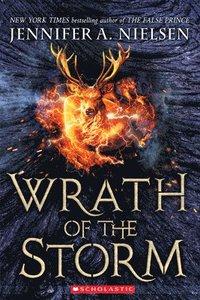 bokomslag Wrath Of The Storm (Mark Of The Thief, Book 3)