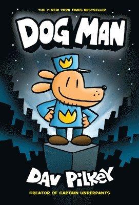 bokomslag TheAdventures of Dog Man: Dog Man