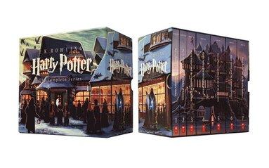 bokomslag Special Edition Harry Potter Paperback Box Set