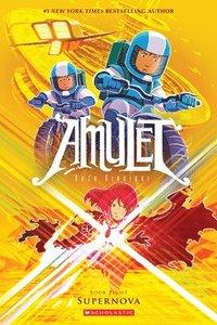 bokomslag Supernova (Amulet #8)