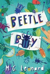 bokomslag Beetle Boy