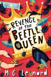 bokomslag Revenge of the Beetle Queen (Beetle Trilogy, Book 2)
