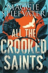 bokomslag All The Crooked Saints