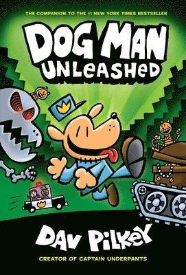 bokomslag Dog man 2- unleashed