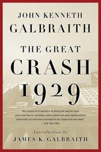bokomslag Great Crash 1929