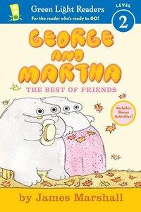 bokomslag George and Martha: The Best of Friends