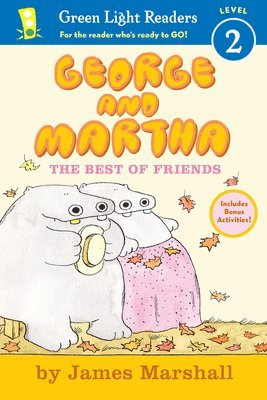 George and Martha: The Best of Friends
