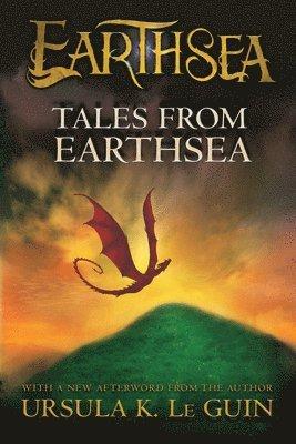 bokomslag Tales From Earthsea