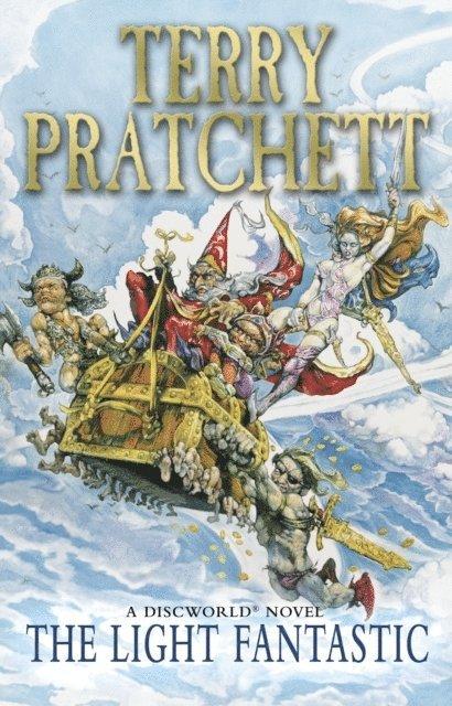 The Light Fantastic: (Discworld Novel 2) 1