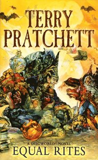 bokomslag Equal rites : a Discworld novel