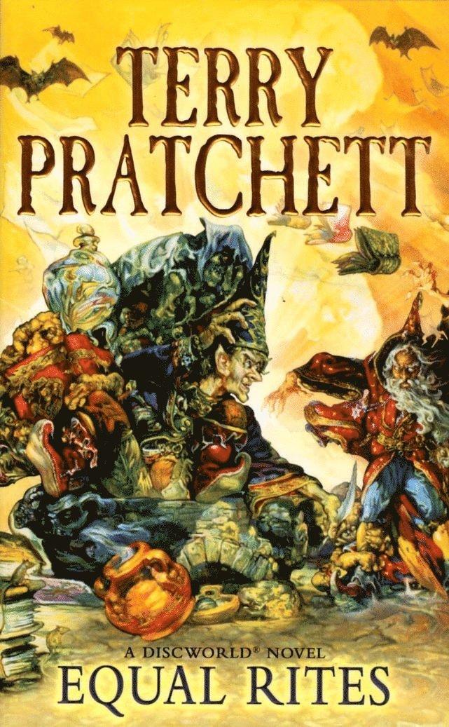 Equal Rites: (Discworld Novel 3) 1