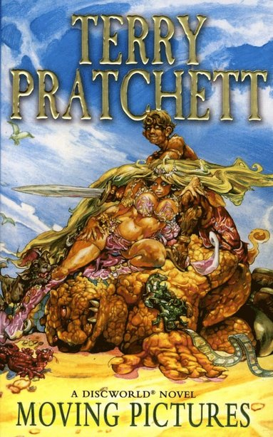 bokomslag Moving pictures : a Discworld novel